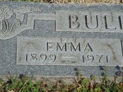 Emma <i>Williams</i> Bullock