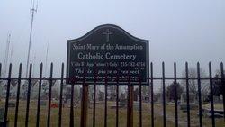 Saint Mary of the Assumption Churchyard