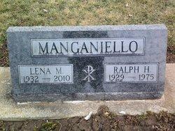 Lena <i>Bitzer</i> Manganiello-Pelino