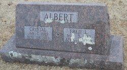 Crystal <i>Elder</i> Albert