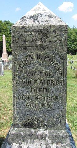 Lucinda P. <i>Priest</i> Aldrich
