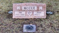 James R Jim McCue