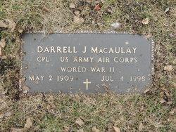 Darrell MacAulay