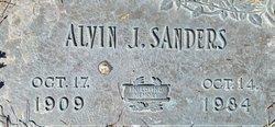 Alvin J Sanders