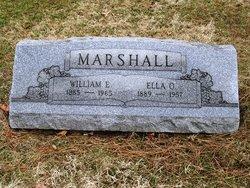 Ella Orpha <i>Littell</i> Marshall