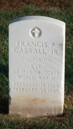 Francis P Cabrall, Jr