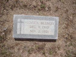 Aloysius Billinger