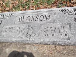 Harold Dean Blossom, Sr
