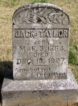 Andrew Jackson Taylor