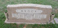 Thelma Joyce <i>Dunagan</i> Brock