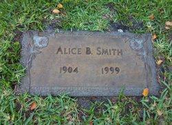Alice B Smith