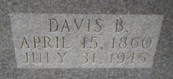 Davis B Dempsey