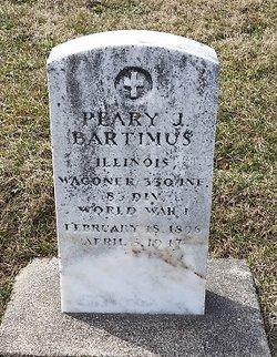 Peary Joshua Bartimus