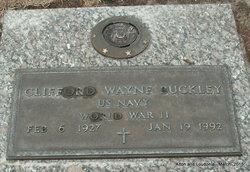 Clifford Wayne Buckley