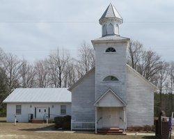 Escobrook Baptist Church Cemetery