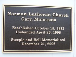 Norman Lutheran Cemetery