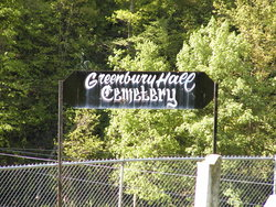 Greenbury Hall Cemetery #2