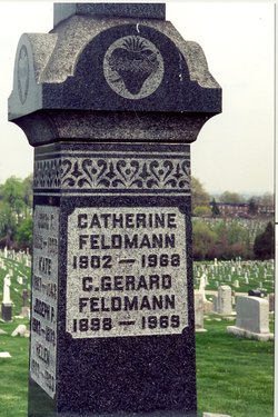 Mary Catherine <i>McCaffrey</i> Feldmann