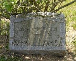 Bertha D. (Woolf) <i>Ulrich</i> Worthington