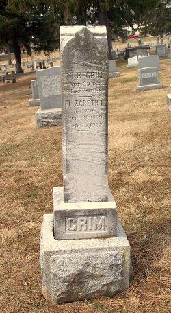 Samuel B Grim