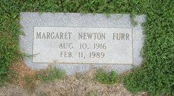Margaret Josephine <i>Newton</i> Furr