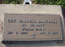 Guy Wardell Barkdull