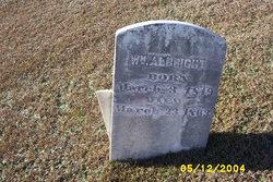 William A. Albright
