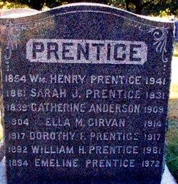 Dorothy F Prentice