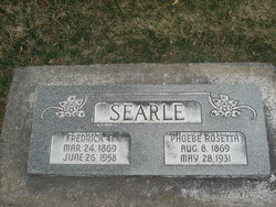 Frederick A Searle