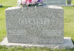 Blanche Ellen <i>Pate</i> Clements
