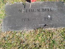 Nettie R. <i>Jackson</i> Bell