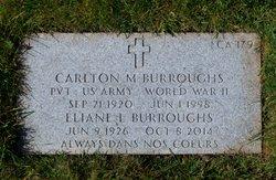 Carlton Merl Burroughs