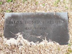 James Duncan Alford