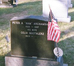 Celia A. <i>Mastalerz</i> Archambault