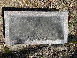 Margaret <i>Yates</i> Hatler