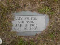 Amy <i>Bruton</i> Atkinson