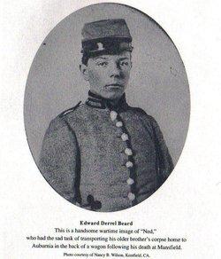 Lieut Edward Derrel Beard