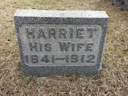 Harriet <i>Warner</i> Bement