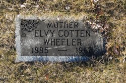 Mary Elsie Elvy <i>Sullivan</i> Wheeler