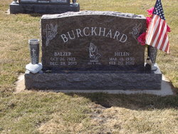 Helen <i>Deibert</i> Burckhard