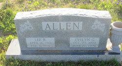 Evelyn G. <i>Neill</i> Allen