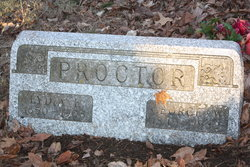 Lydia Evaline <i>Canouts</i> Proctor