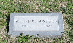 W. E. Red Saunders