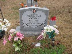 Belinda Faye <i>Wayman</i> Benton
