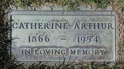 Catherine <i>Patterson</i> Arthur