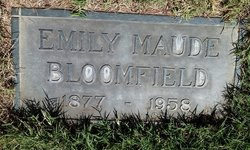 Emily Maude <i>Lee</i> Bloomfield