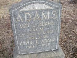 Edwin W Adams