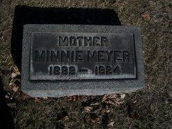 Minnie <i>Wilcken</i> Meyer