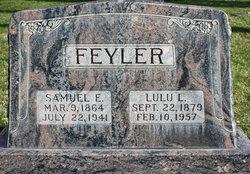 Lulia Loraine Lulu <i>Garlick</i> Kilfoy Feyler