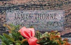 James Thorne McDorman
